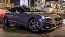 2020 Audi A5 Sportback S Line facelift shot by Auditography