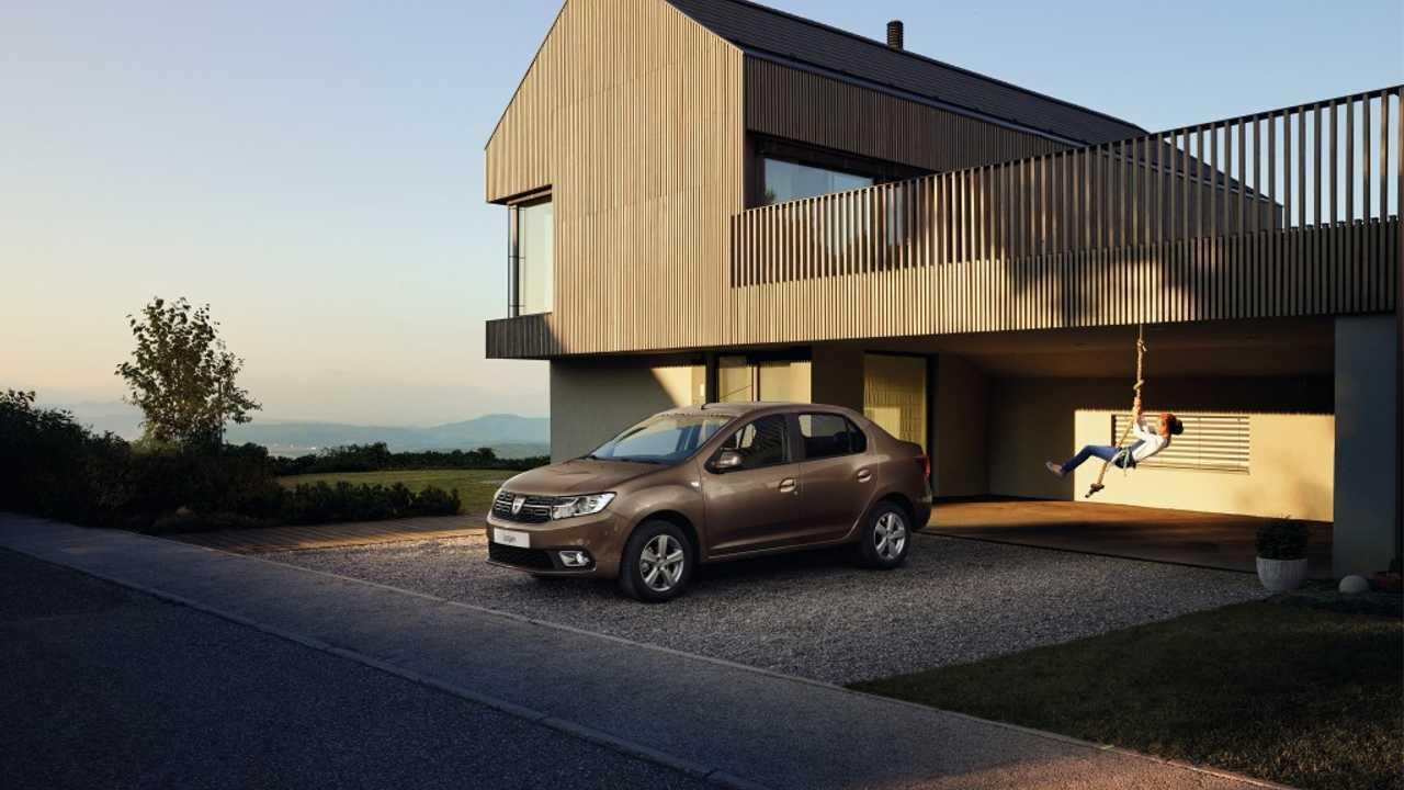 Dacia Logan - France