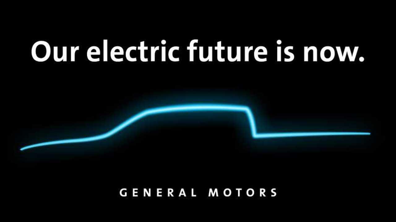 GM - Picapes elétricas em Detroit-Hamtramck