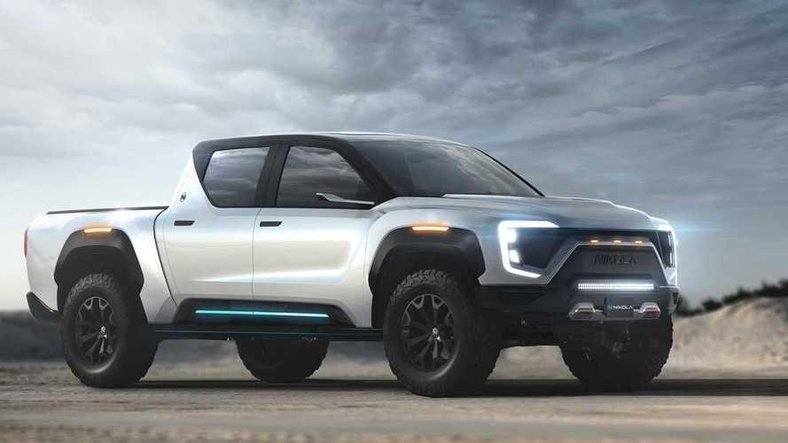 Nikola Reveals Badger Electric Pickup Truck With 600-Mile Range