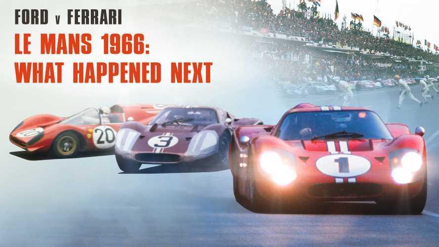 Le Mans'66, la sfida Ford contro Ferrari conquista due premi Oscar