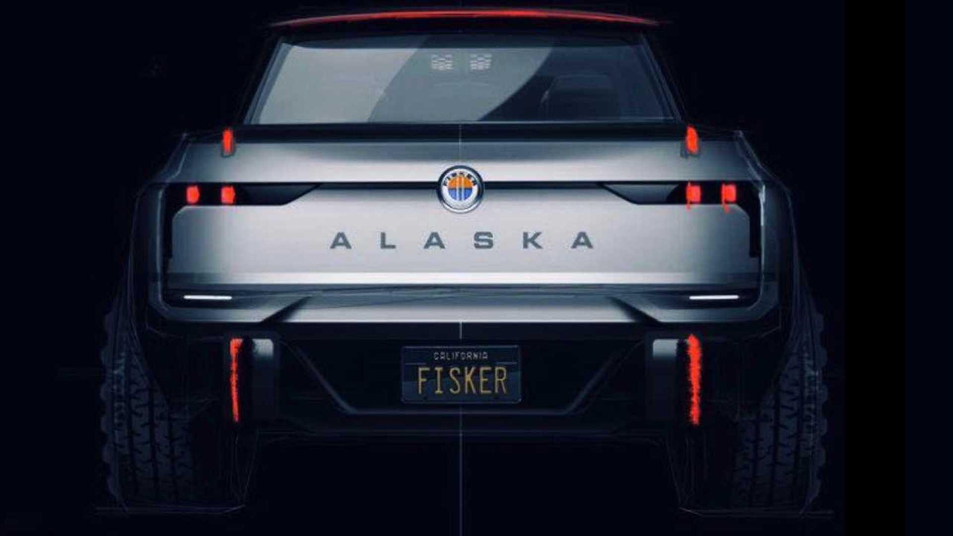 Fisker Alaska (Pick up) 4