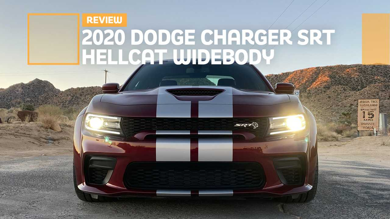 2020 Dodge Charger Srt Hellcat Widebody Review Desert Runner