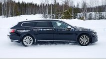 vw arteon wagon spy photos