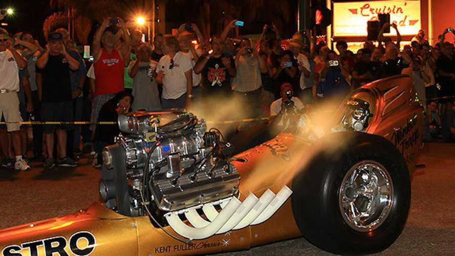 Vintage dragsters confirmed for Laguna Seca Spring Classic