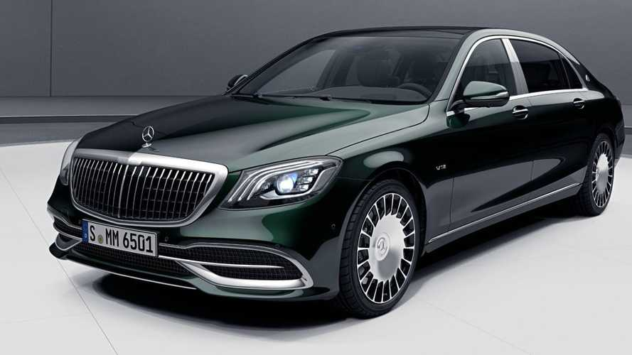 Mercedes-Maybach S450 Collector's Edition