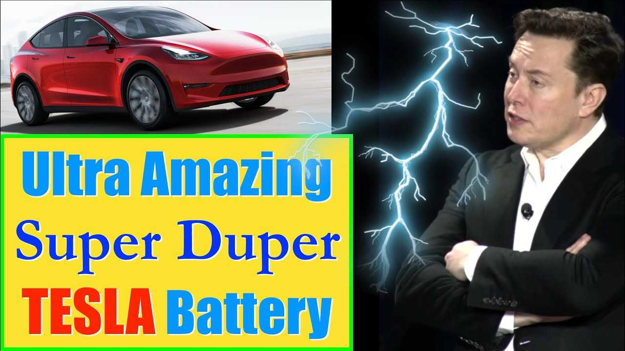 Tesla super battery: Million miles, ultra fast-charging, cheap, light