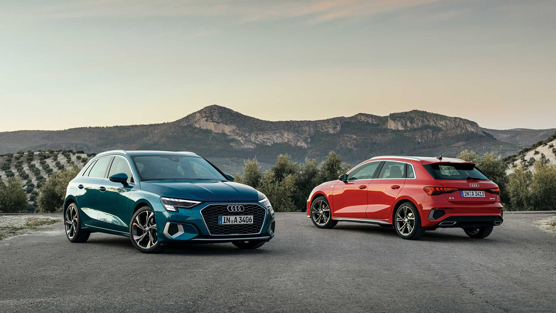 Após pré-venda, Audi A3 Sportback e A3 Sedan chegam no Brasil
