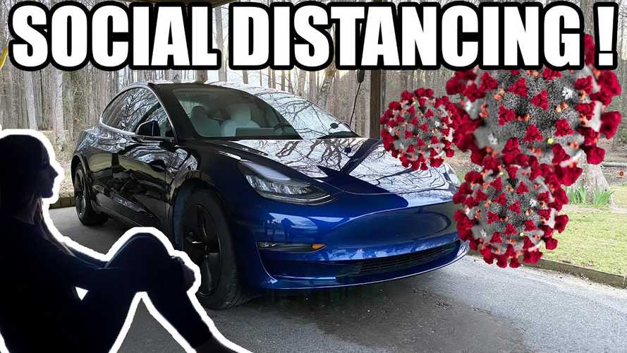 Tesla Model 3 Deemed Perfect Car For Social Distancing