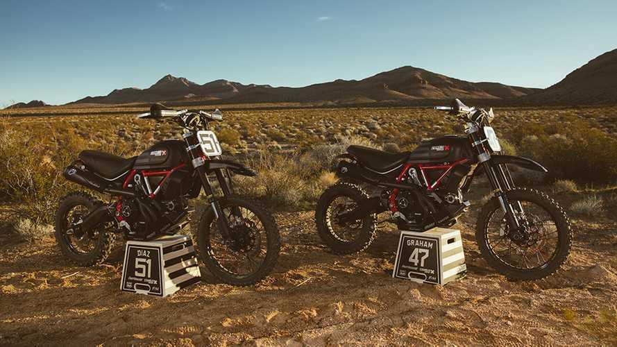 Ducati Scrambler: un'italiana conquista il rally più antico d'America