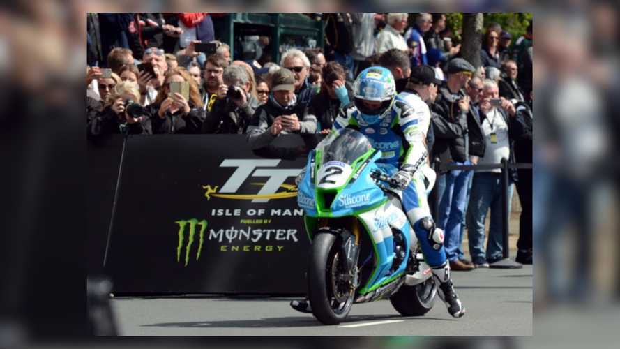 2020 Isle Of Man TT Canceled Due To Coronavirus