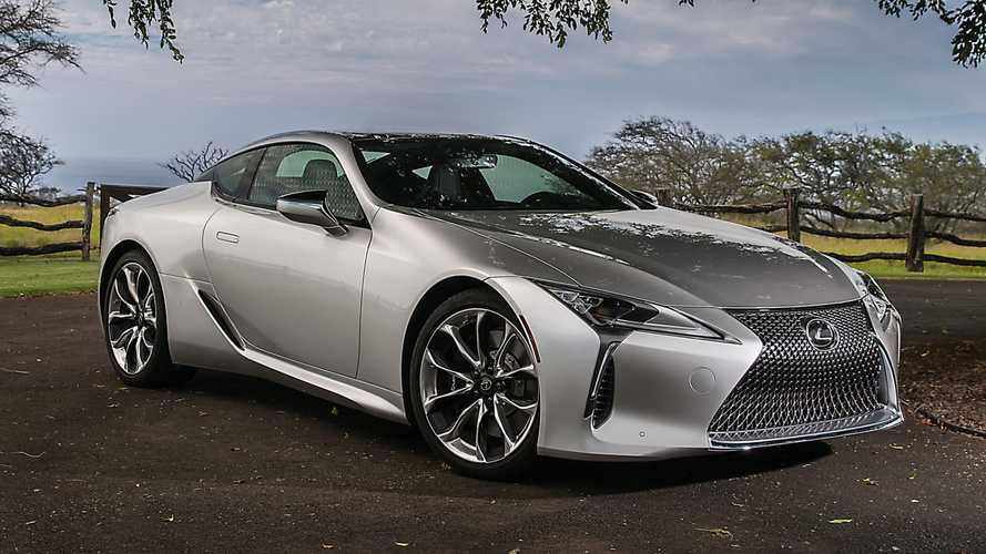 Lexus gives its LC grand tourer the subtlest of facelifts for 2020
