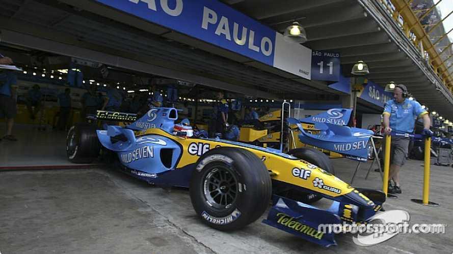 La curiosa anécdota de Alonso y Briatore en Brasil 2004