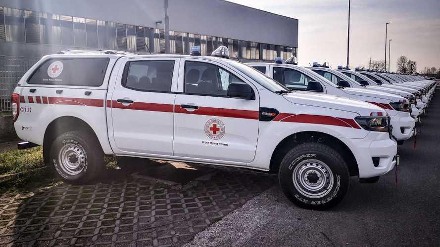 Coronavirus, FCA Bank dona 1 milione di euro alla Croce Rossa Italiana