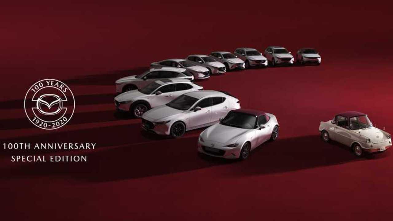 Mazda 100. Yıl ailesi