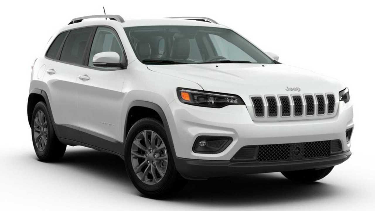 Jeep Cherokee Latitude Lux trae más comodidades al modelo de gama media 66
