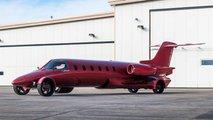 Wilder Limousinen-Jet kann Ihnen gehören