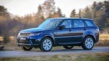 range rover sport p400 2020 im test