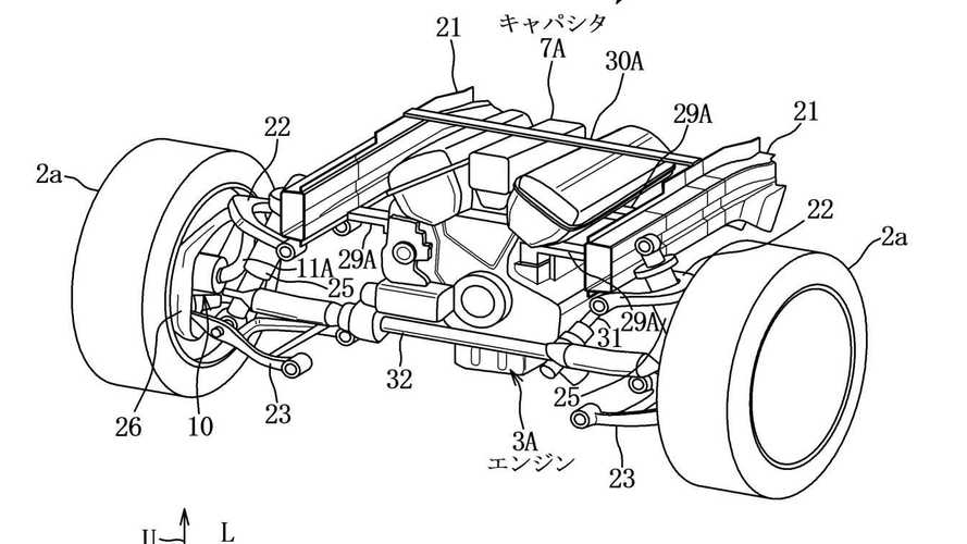 Mazda: Wankelmotor-Hybrid-Patent