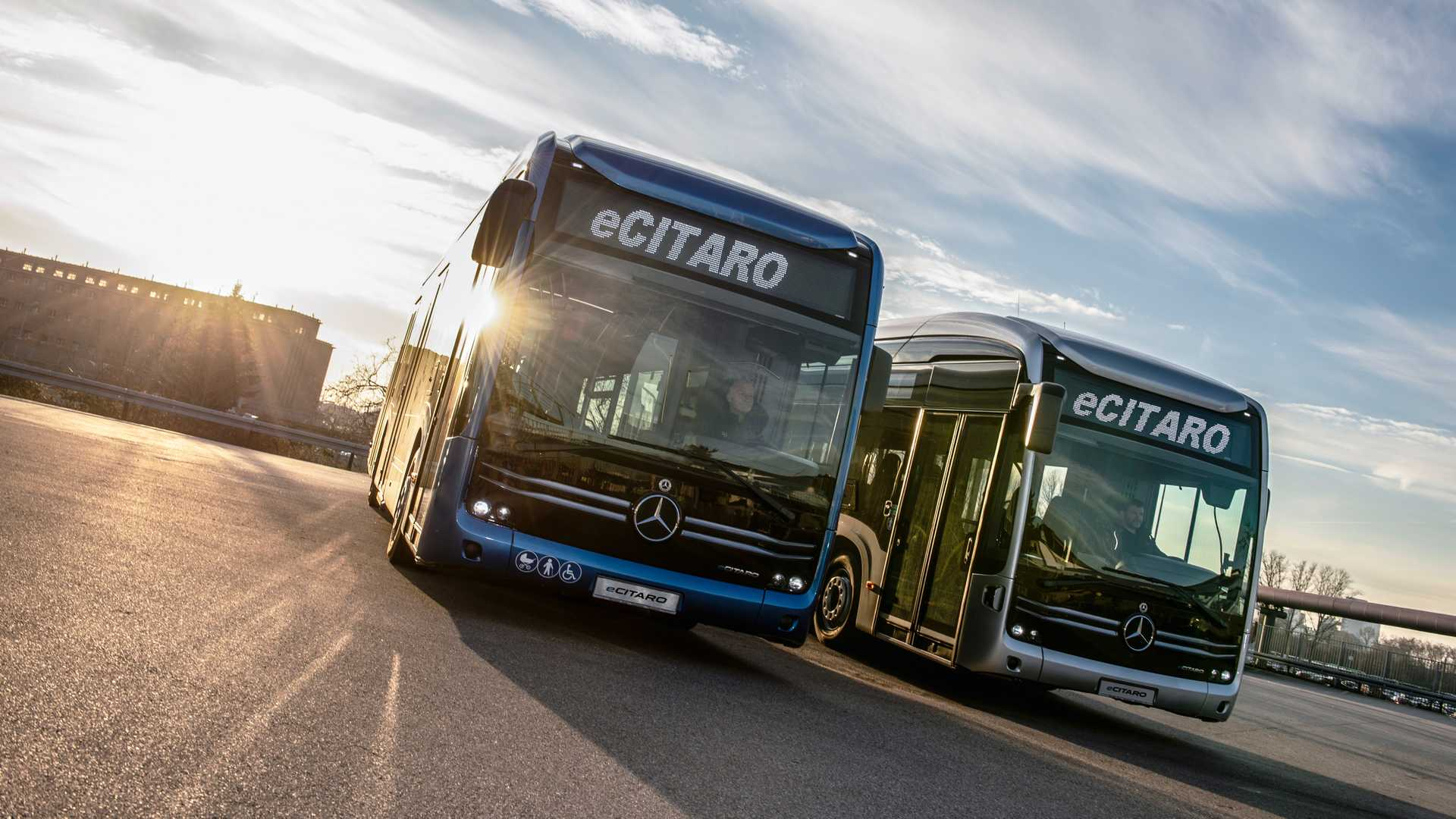 Germany Gets €300 Million Boost For Electric Bus Sales