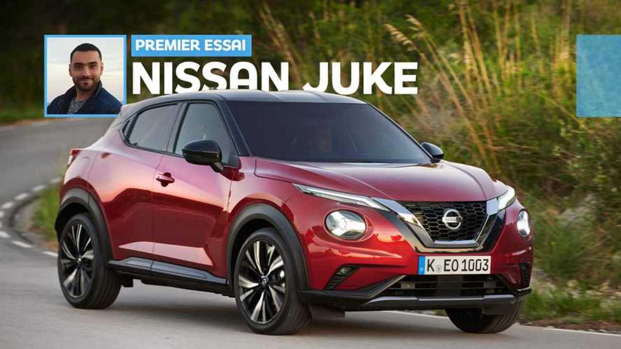 Essai Nissan juke (2020)