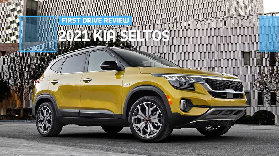 2021 Kia Seltos First Drive Review: Telluride In Training
