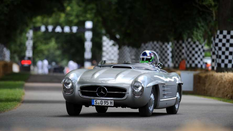 David Coulthard to race at Goodwood Members' Meeting