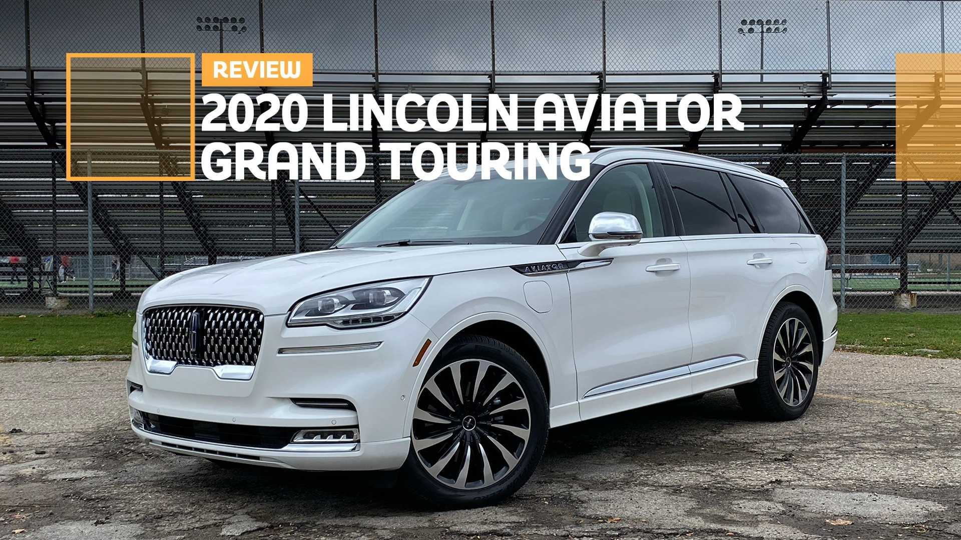 2020 Lincoln Aviator Grand Touring Black Label Review Take To The Sky