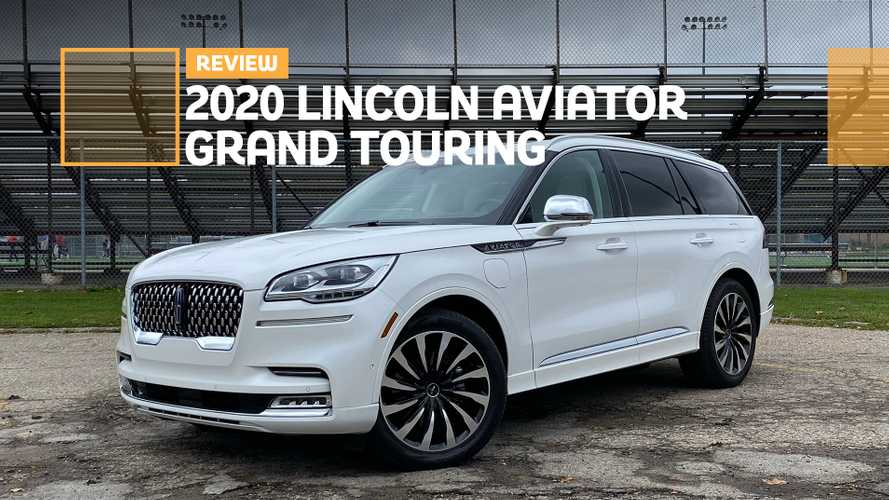 2020 Lincoln Aviator Grand Touring Black Label Review: Take To The Sky
