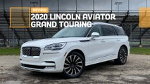 2020 lincoln aviator grand touring black label review