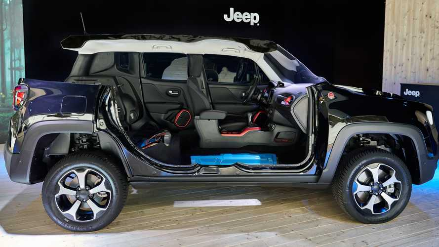 Jeep Renegade e Compass 4xe