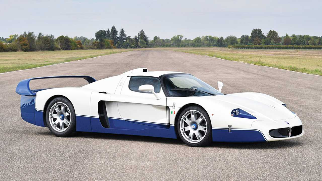 Maserati MC12 (2004) - 3 millones de euros