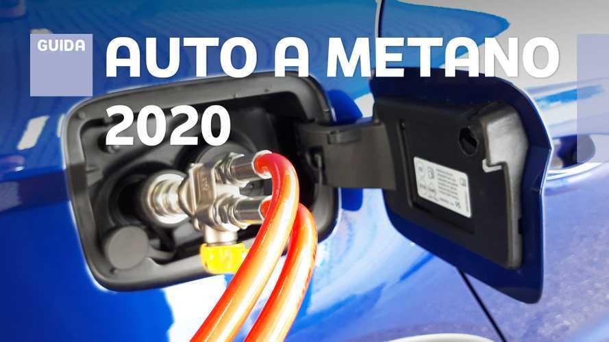 Auto a metano, guida all'acquisto e novità 2020
