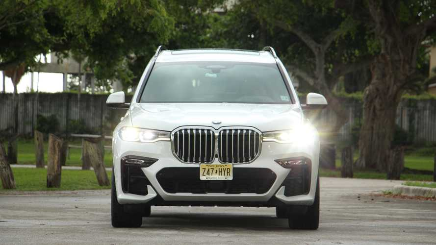 Here's What's Changed For The US Market 2021 BMW X5 and X7