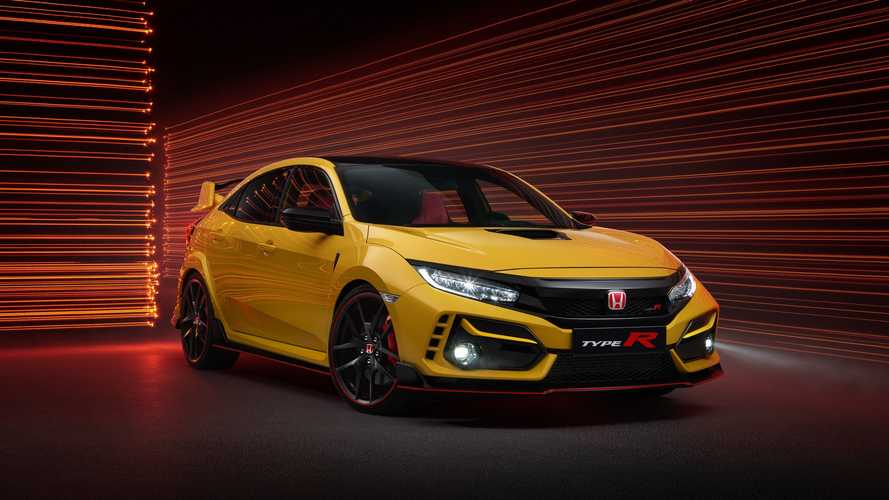 Honda Civic Type R Limited Edition - Elle vise le record sur le Nürburgring