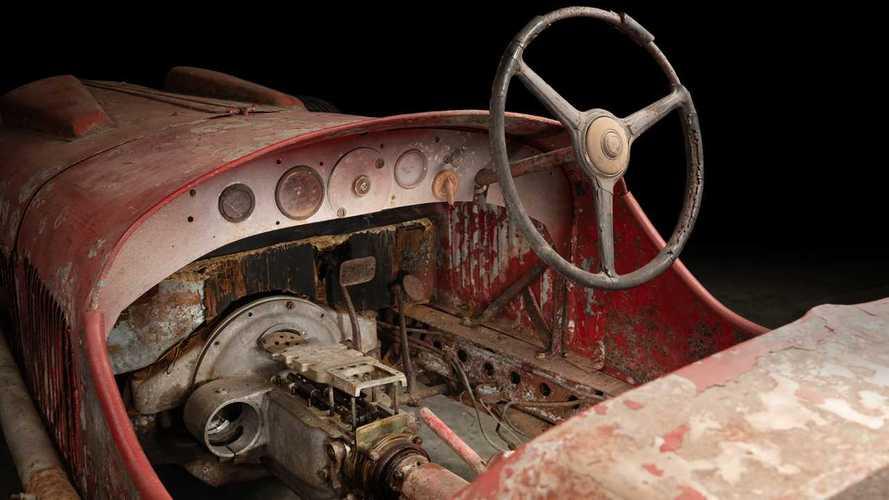 Mussolini's 1930Alfa Romeo 6C 1750 Super Sport