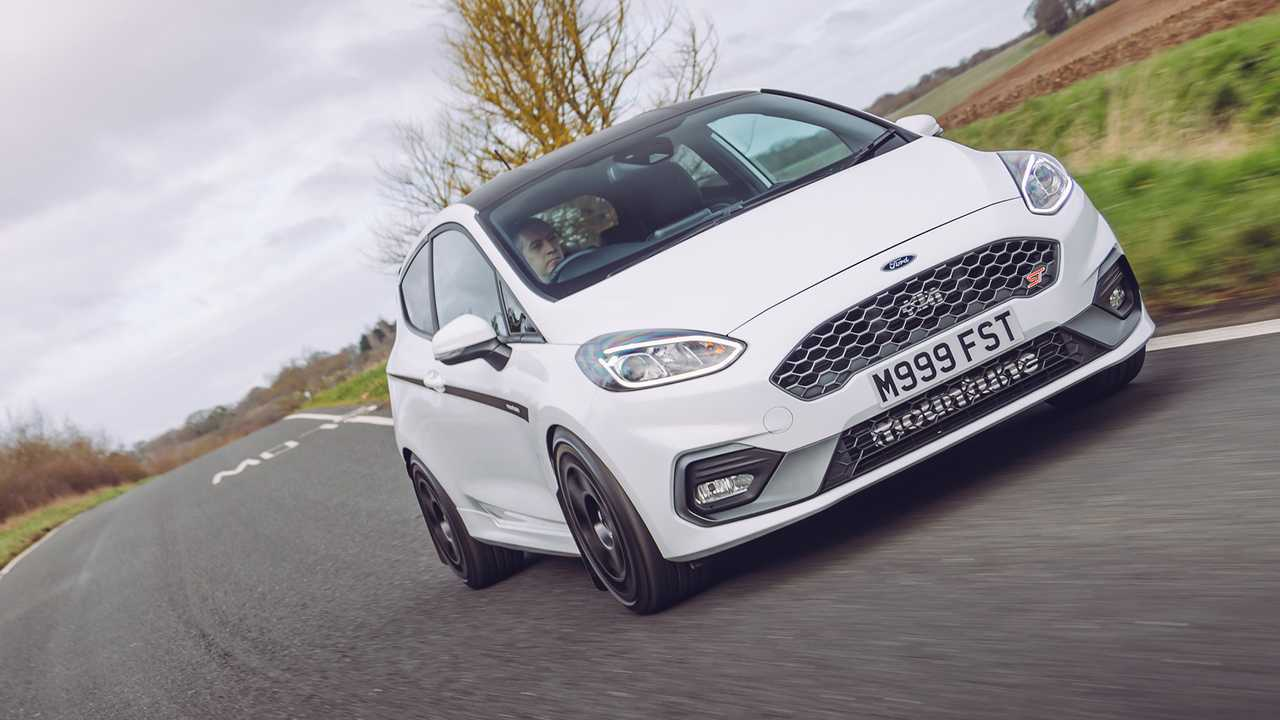 Ford Fiesta ST By Mountune Packs 232 Horsepower
