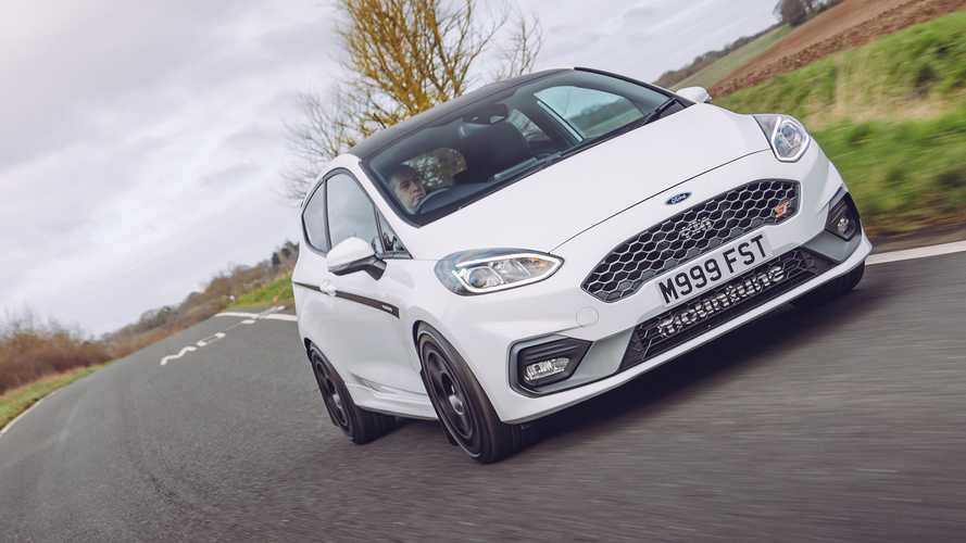 Mountune sets to work giving the Fiesta ST 232 bhp