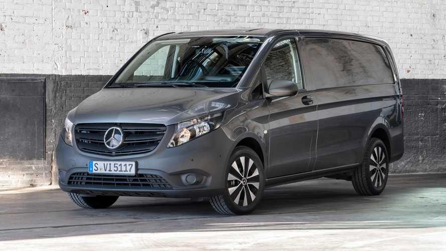Nuovi Mercedes-Benz Vito e eVito Tourer