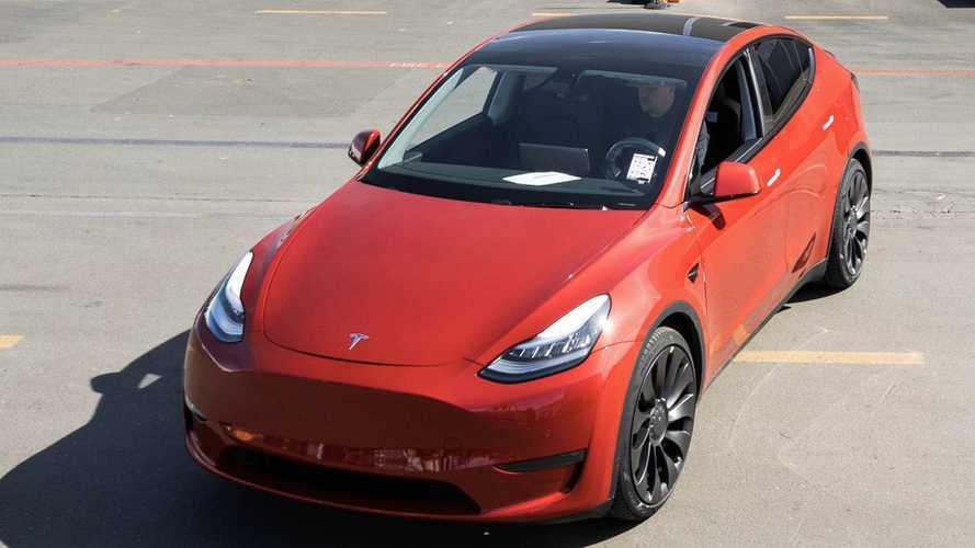 Tesla Model Y Becomes 1,000,000th Car Produced By Tesla