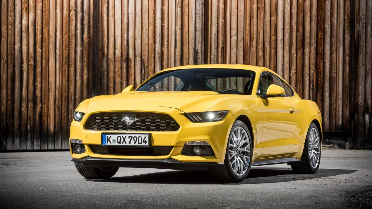 2015 - Ford Mustang