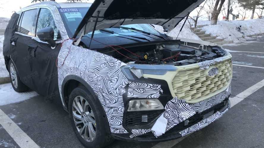 Novo Ford Everest 2021 será mais sofisticado e independente da Ranger