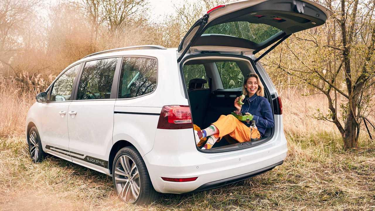 2021 VW Sharan Review