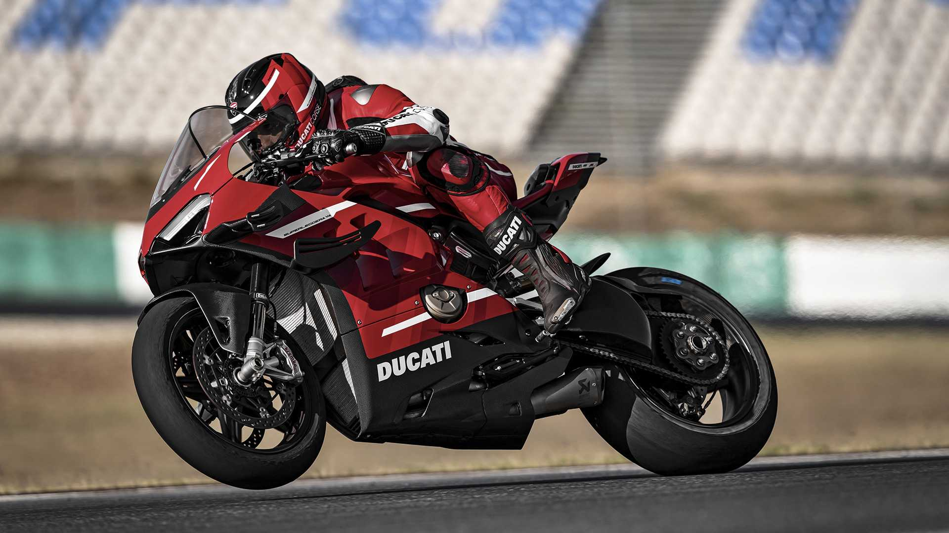 Ducati Unveils The New Superleggera V4 And It's Spectacular