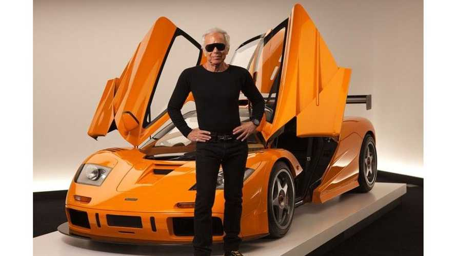 Take A Look At Ralph Lauren's Jaw-Dropping Car Collection