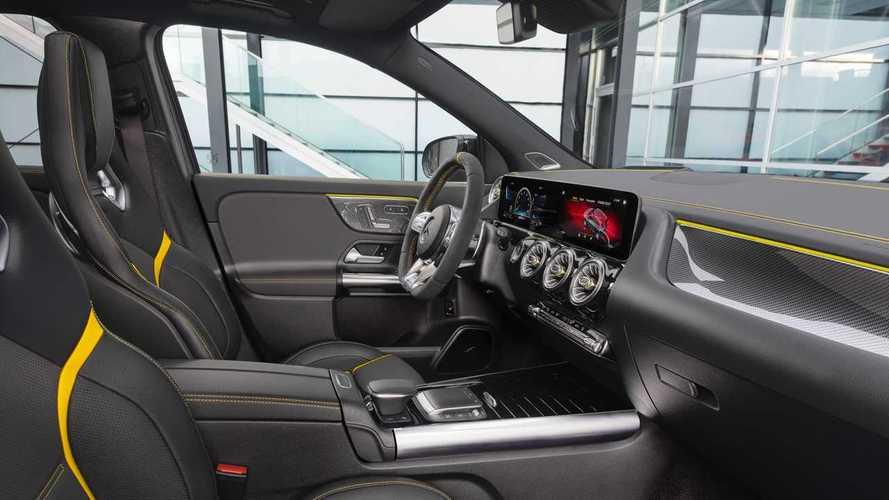 Новый Mercedes-AMG GLA 45