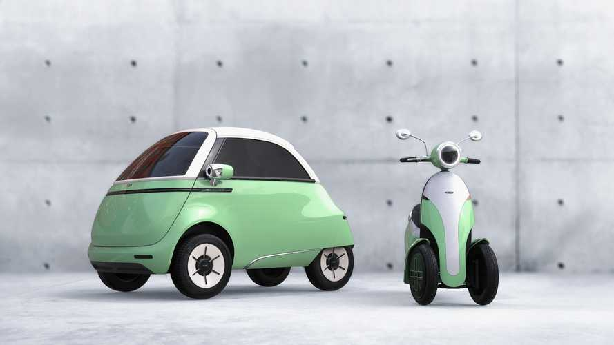 Micro-Mobility Will Have The Microlino 2.0 Without A 1.0 For Sale