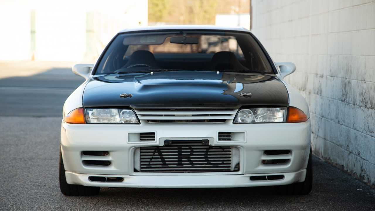 Invest In This 1994 Nissan Skyline GT-R V-Spec II