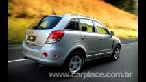 Chevrolet Captiva ganha novo motor 2.4 Ecotec de 169cv em janeiro de 2009