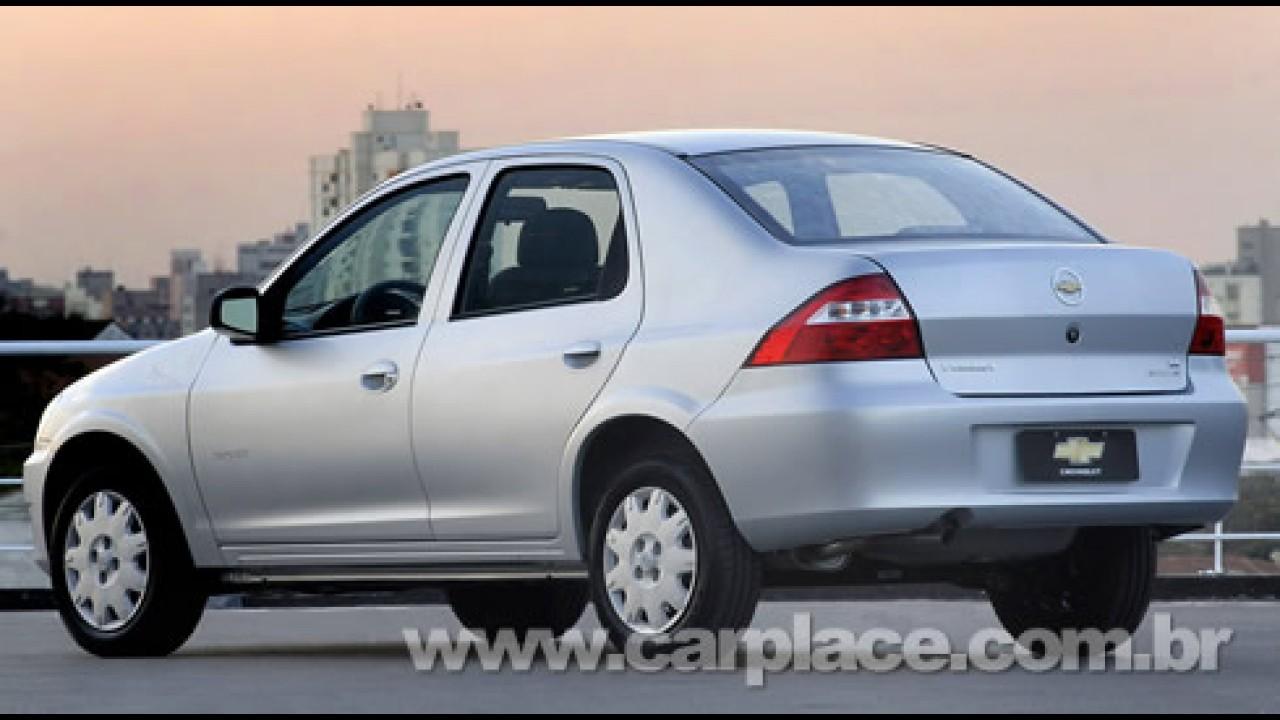 Chevrolet Prisma 1 4 Econo Flex 2009 Ganha Mais Pot U00eancia E